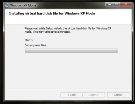 Instalando XP Mode